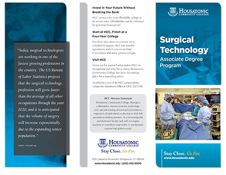 Surgical Technology Brochure