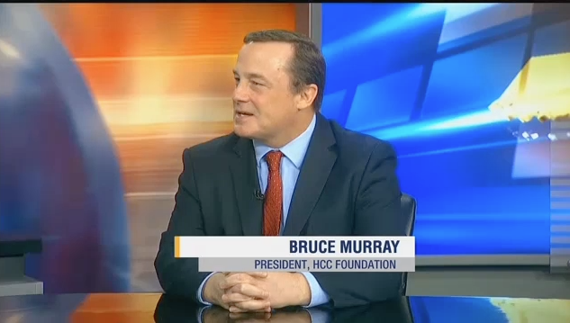 Bruce Murray on News 12