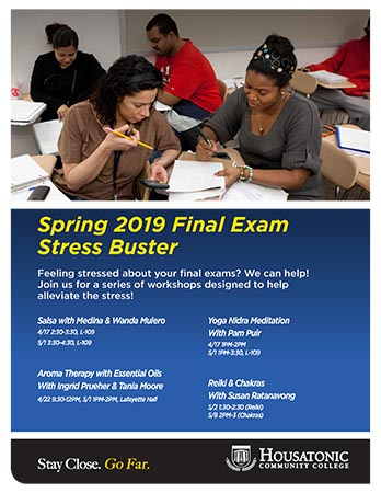 Final Exam Stress Busters