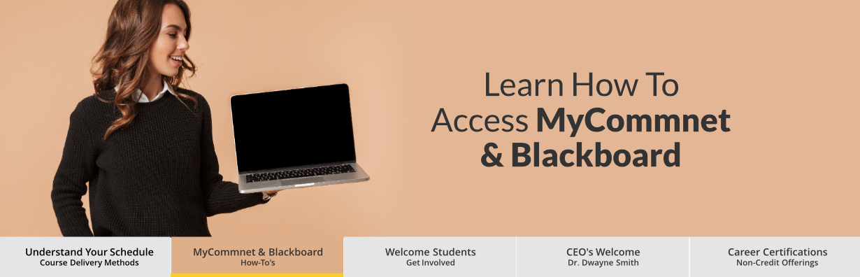 Learn How To Access Blackboard