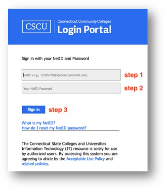 How to login