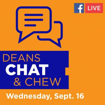 Deans Chat and Chew