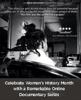 Celebrate Women's History Month with a Remarkable Online Documentary Series